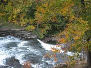 CVNP - Cuyahoga River