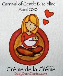 Carnival of Gentle Discipline crème de la crème post 2010