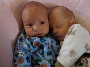 Happy (Gestational) Birthday Boys!